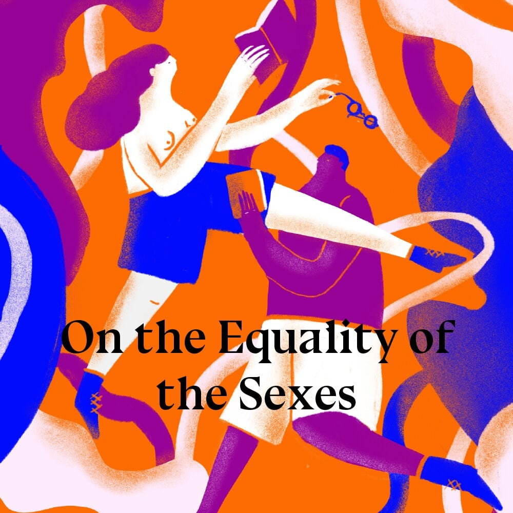 On the Equality of the Sexes, Cita Press